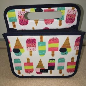 Thirty-One, Double Duty Caddy in Sweet Sprinkles